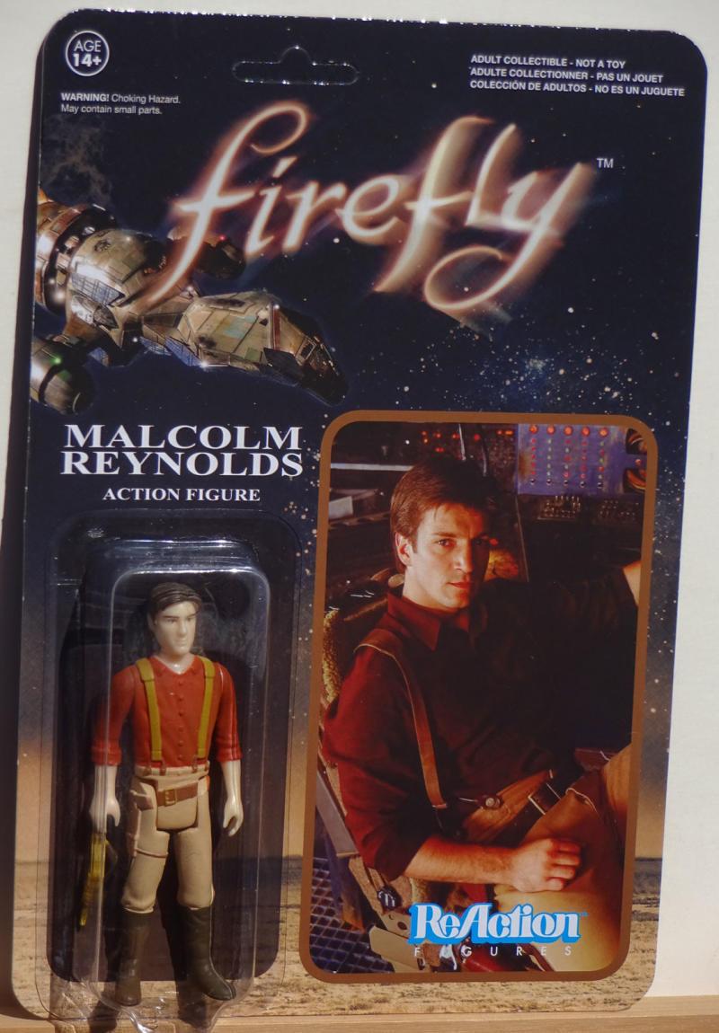 FIREvolare azione cifras, 1 ea of   Malcolm Jayne Zoe Wash Kaylee, MIB, 2014,divertiessitoko