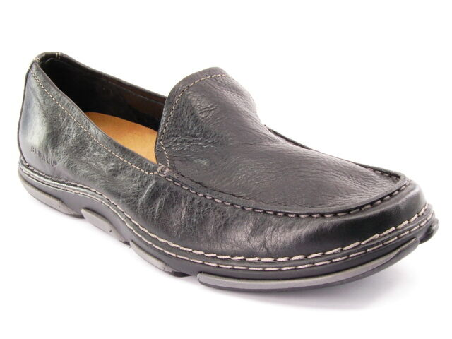 offerta speciale New SEBAGO donna Leather Leather Leather Blk Flat Loafer Casual Comfort SlipOn Dress scarpe Sz 8 M  all'ingrosso a buon mercato