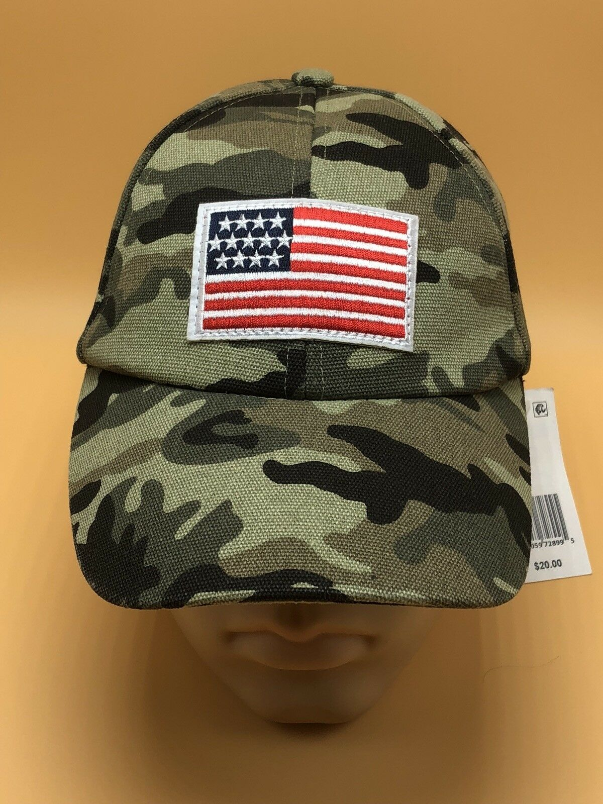 Flag Patch Baseball Camouflage Cap Camouflage Baseball Stylish Look At The Picture Fast Shipping ONY 3f304a
