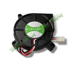 Dynatron Top Motor Db126015bu Cpu Blower Fan 60mm Usa