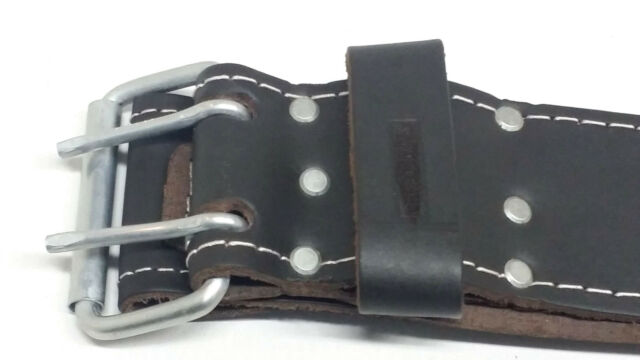 Tanned Belt Craftsman Professional 3 in Brown Oil 40626 Factory 2nd
