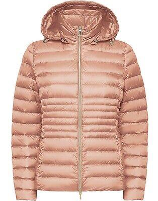 GEOX JAYSEN MID donna giubbotto giubbino cappotto giacca piumino imbottito | eBay