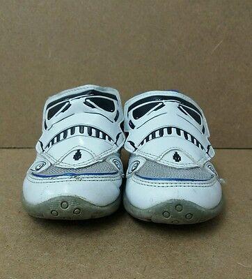 Chicos STAR WARS zapatillas tamaño 7 < J5659