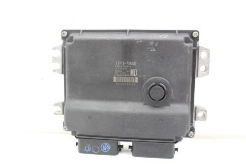 07-09 Suzuki SX4 33910-75KG0 Computer Brain Engine Control ECU ECM EBX Module