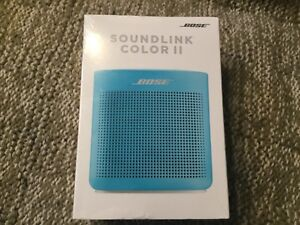 Bose SoundLink Color II Wireless Portable Speaker - Aquatic Blue