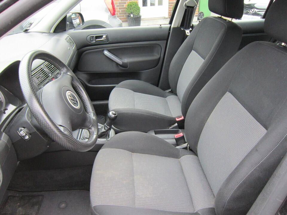 VW Golf IV 1,9 TDi 100 Trendline Variant Diesel modelår 2006