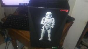 Kotobukiya - Premier Ordre Stormtrooper Single Tfa Statue Artfx Star Wars