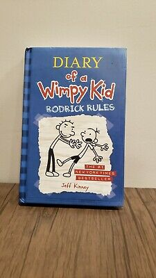 Rodrick Rules Diary Of A Wimpy Kid Collection By Kinney Jeff Library Bind 9781410498762 Ebay