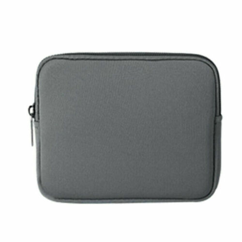 Laptop Notebook Sleeve USB Cable Storage Bag Stationery Holder Zipper Pouch Case