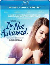 I'M NOT ASHAMED (Macey McLain)  - BLU RAY - Region A - Sealed