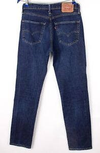 Levi's Strauss & Co Hommes 511 Droit Slim Jeans Extensible Taille W31 L32 BBZ580