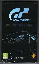 PSP Gran Turismo Collector's Edition, UK Pal, Brand New & Sony Factory Sealed