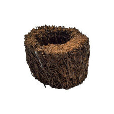 """4"""" Tree Fern Pot--GREAT FOR GROWING FERNS and ORCHIDS IN terrarium frog epiphyte"""