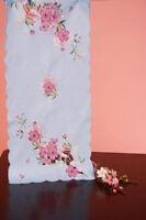 Spring Cherry Blossoms 36 Table Runner