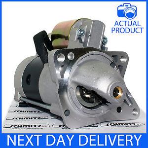 Mazda B2500 2.5TD 12V Starter Motor Upto />01//2002 BRAND NEW HIGH QUALITY