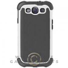 Ballistic SG MAXX Case-Samsung i9300 Galaxy S3 Charcoal/White Cover Shell Case