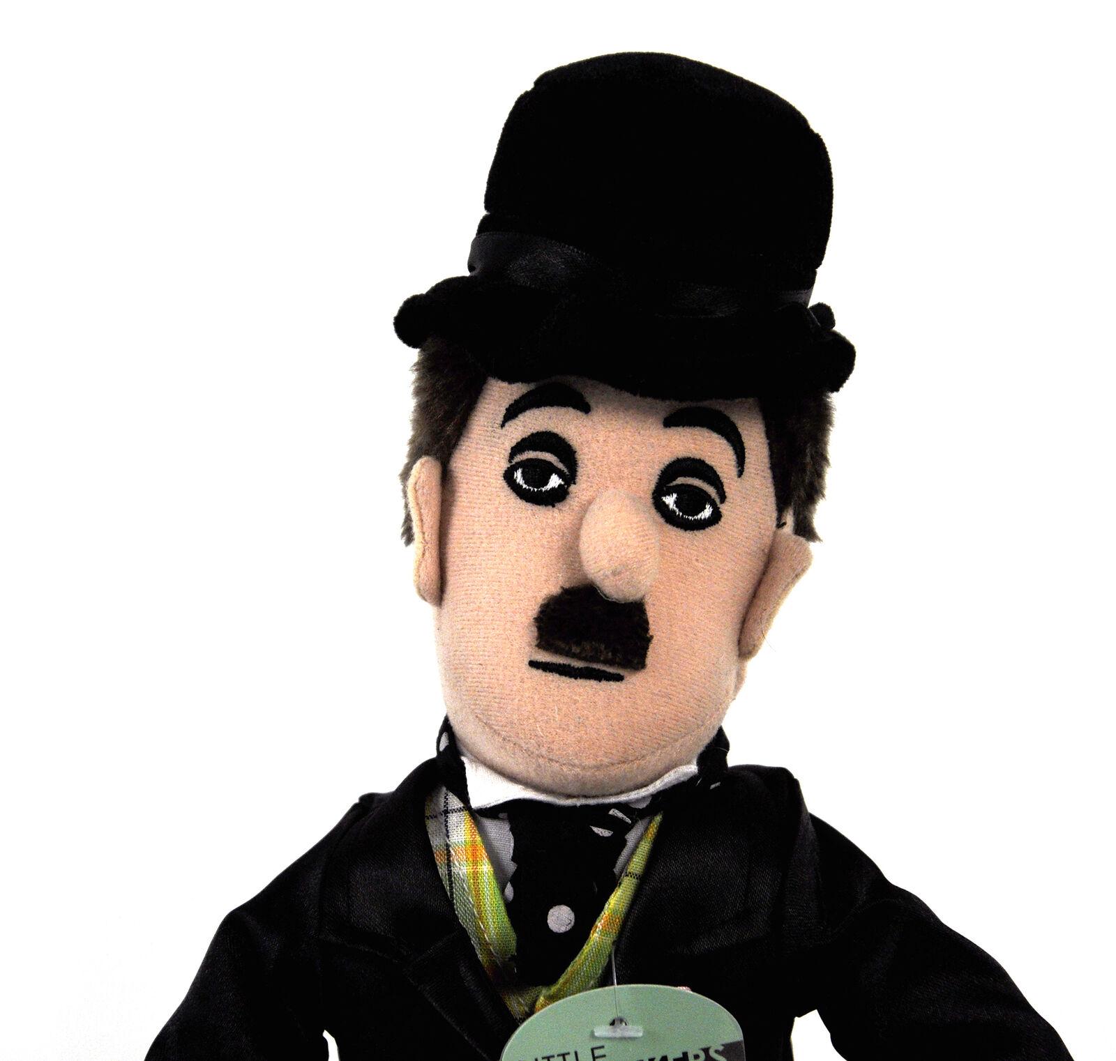 Charlie Chaplin Juguete Peluche - Muñeca Little Thinkers