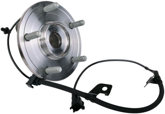Axle Bearing and Hub Assembly-Wheel Bearing and Hub Assembly Rear Right SKF