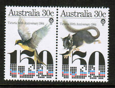 1984 Victoria 150th Anniversary MUH Pair (Available in Side by side or Vertical)