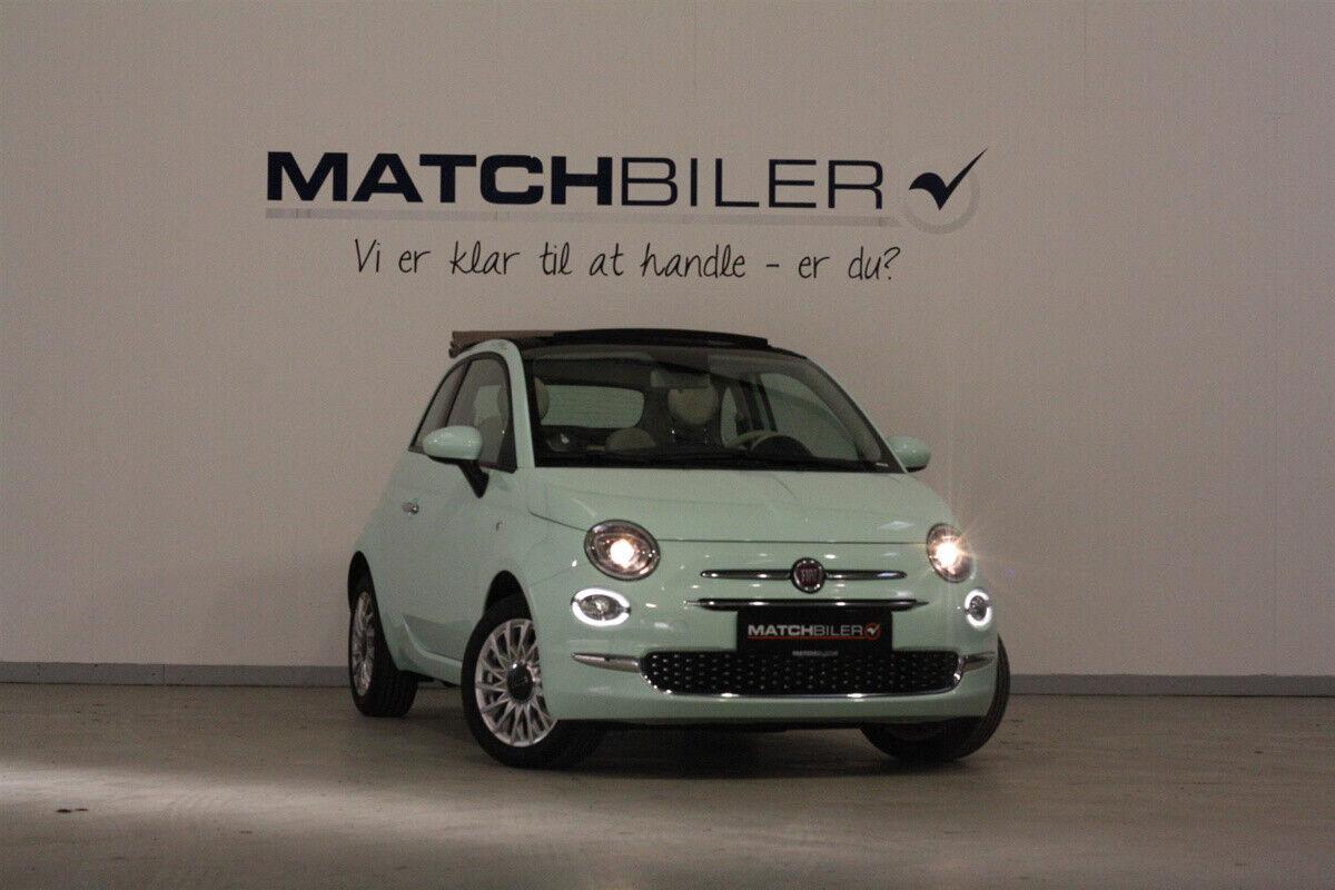 Fiat 500C 1,0 Lounge+ 2d
