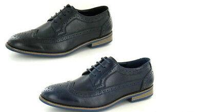 OFERTA COSTABA Ahora Hombre a2126 Sintético Zapato Oxford Con Cordones De