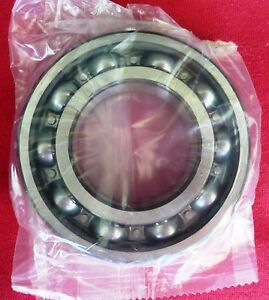 NEW SKF Light Series Deep Groove Ball Bearing Made in USA 6209-2RS NRJEM