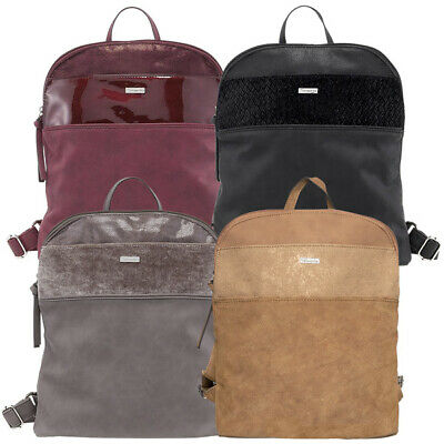 Tamaris Khema Backpack Damen Rucksack Freizeit Tasche Schultertasche Handtasche | eBay