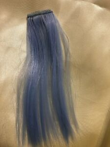 Details About New Doll Hair Highlights Add On Little Blue Fit American Girl Doll Or Any Doll