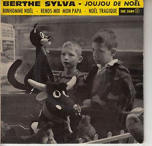 45TRS-VINYL-7-039-039-FRENCH-EP-BERTHE-SYLVA-JOUJOU-DE-NOEL-3