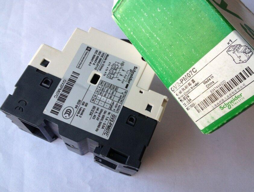 1PCS NEW Schneider motor Circuit Breaker GV2-PM07C