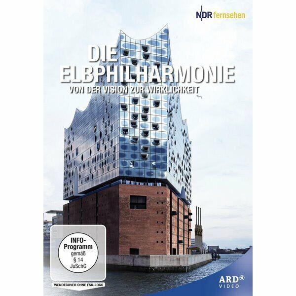 DVD Neuf - Die Elbphilharmonie: Von der Vision zur Wirklichke