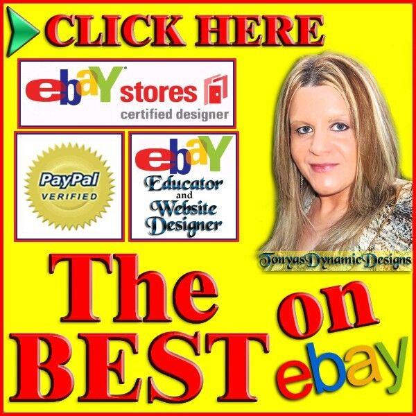 Custom eBay Store Front Design w/ Logo and Banner