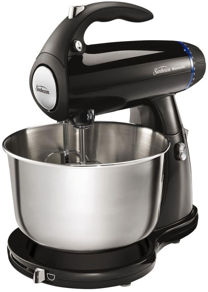 12 Speed Stand Mixer 4 Qt Stainless Steel Bowl Kitchen Baker Chef Mixing Tool