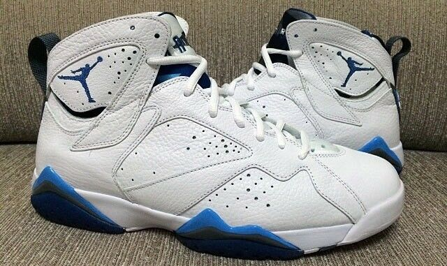 Air Jordan 7 - French Blue - Size 10 - DS Deadstock - 304775 107