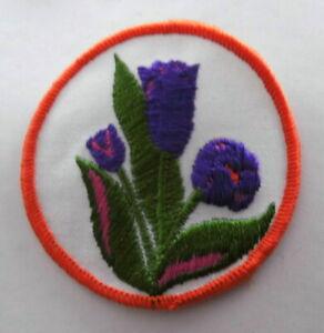 Blumen-Aufnaeher-Patch-Flowers-Applikation-107