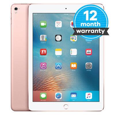 Apple iPad Pro 1st Gen. 256GB, Wi-Fi, 9.7in - Rose Gold - Pristine Condition (A)