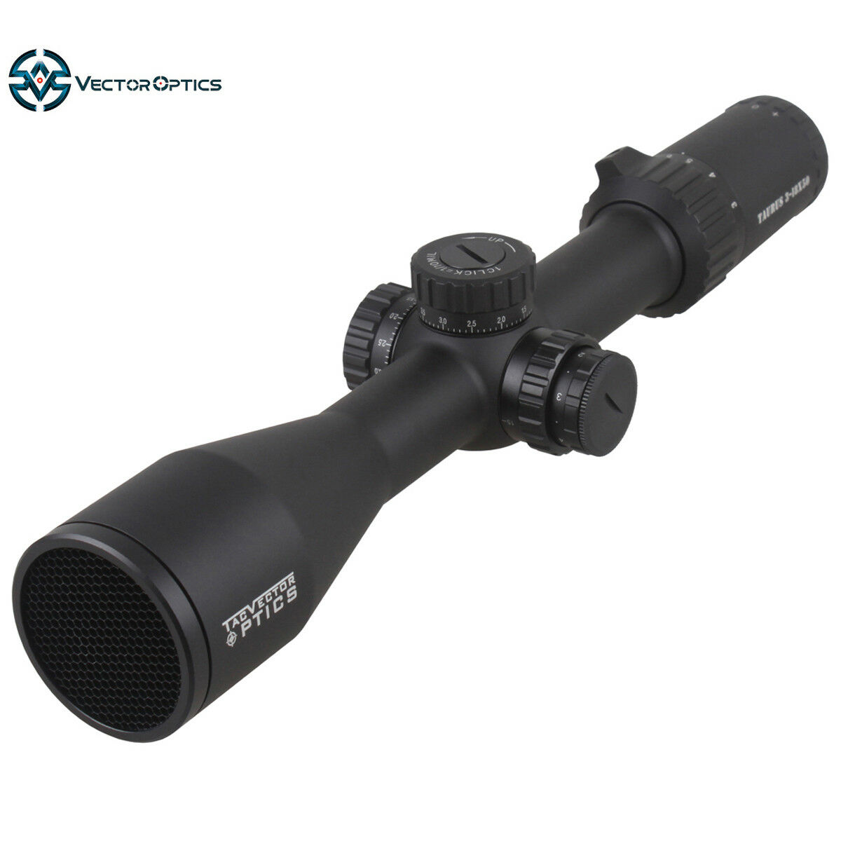 Taurus 3-18X50 Alemán Tech Diamante claro FFP Tactical Caza Sniper Mira de Rifle
