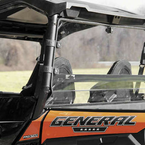 POLARIS GENERAL REAR BACK WINDSHEILD SEIZMIK 4025
