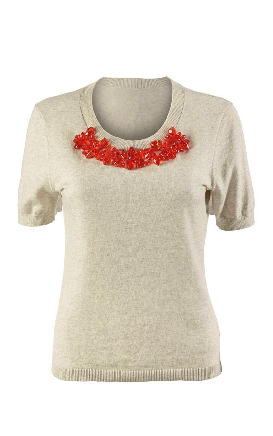 CAbi  Rock Candy Shell  Top  Größe M Medium  Style  NWT  Retail  nl=