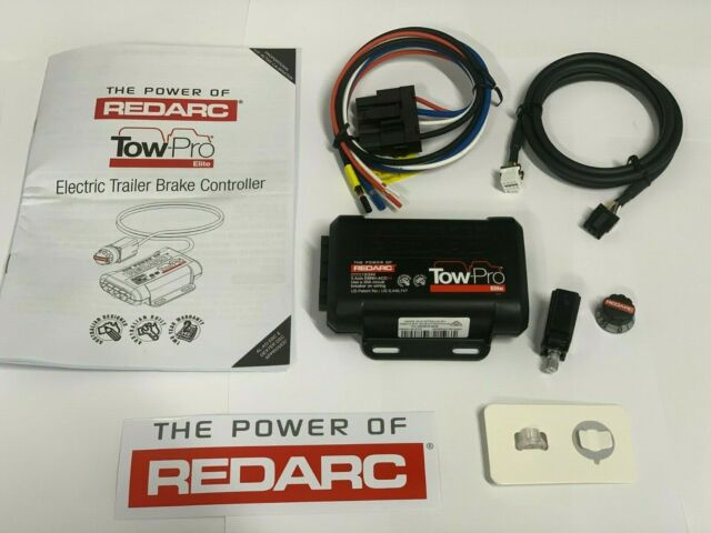 REDARC Tow Pro Elite V3 Electric Brake Controller Caravan 4x4 EBC trailer