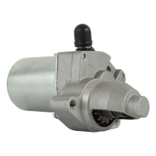 New Starter For Kohler CH395-3031 12-Volt; CCW; 14-Tooth 17-098-04-04S