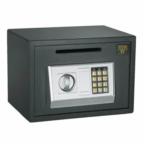 Security Box Digital Deposit Money Slot Cash Drop Safety Secure Locker Paragon