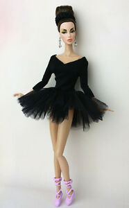 Fashion-Handmade-Ballet-Dress-Clothes-Outfit-For-11-5in-Doll-L01BL