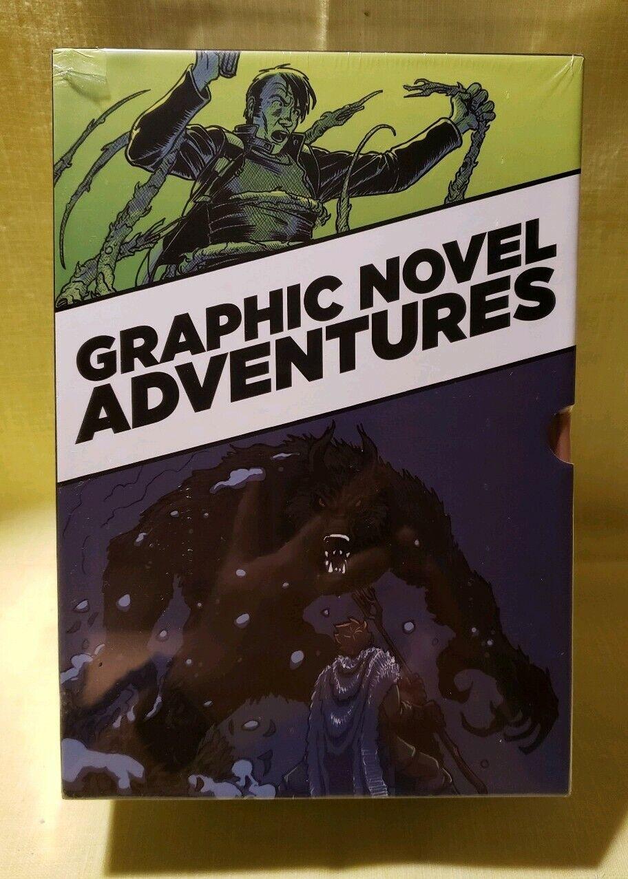 Graphic Novel Adventures Season 1+ Slipcover