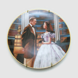 Gone with the Wind Plate A Declaration of Love