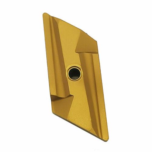 10pcs KNUX 160405R BP010 R11 carbide cutter inserts milling cutter inserts