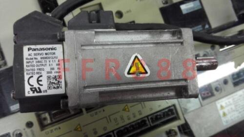 USED Panasonic servo motor MSMD012J1U