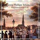 Georg Philipp Telemann - : Kapitänsmusik 1724 (2008)
