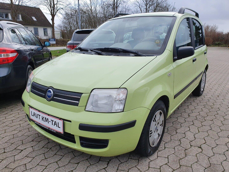 Fiat Panda 1,2 Dynamic 5d - 22.900 kr.