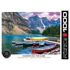Eurographics 6000-0693 Canoes on The Lake 1000-piece Puzzle